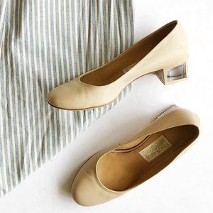 stubble shine SALVATORE FERRAGAMO flats